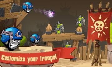 Warlings Армагеддон на андроид