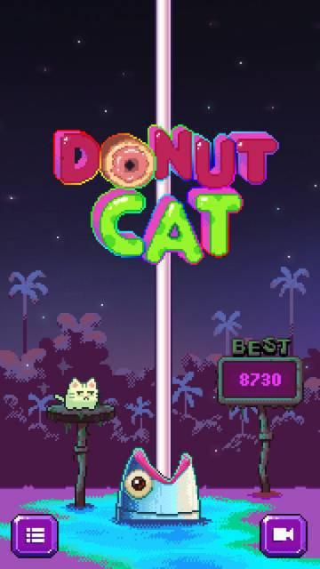 DonutCat скачать