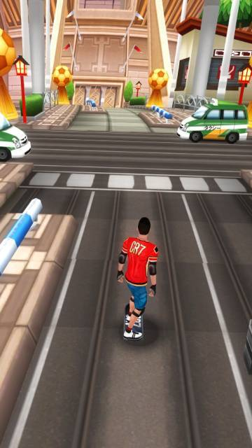 Ronaldo Hugo Superstar Skaters на андроид