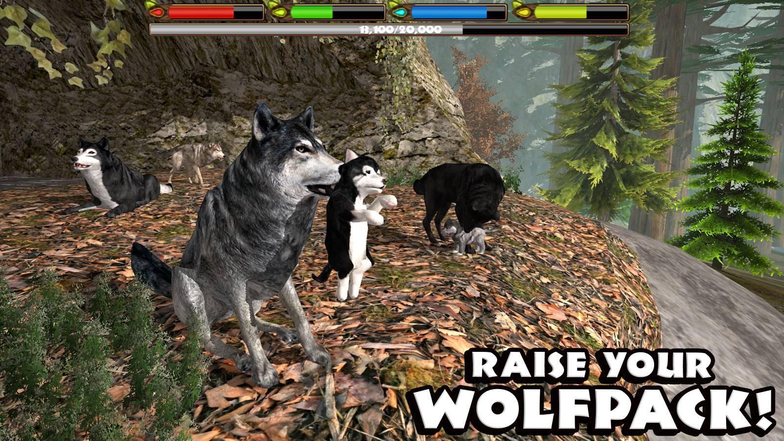 Симулятор волка скачать бесплатно через торрент скачать