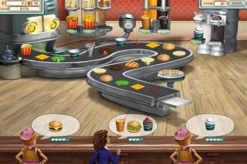 Burger Shop полная версия