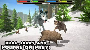 Ultimate Wolf Simulator прохождение