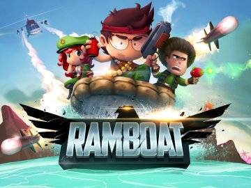 Ramboat Hero Shooting Game взлом
