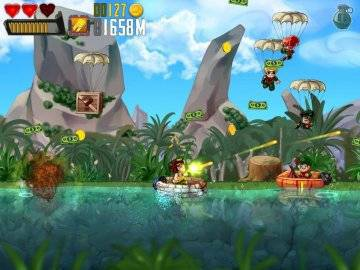 Ramboat Hero Shooting Game скачать