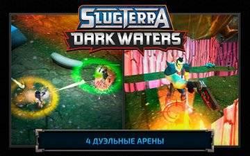Слагтерра Темные Воды на андроид
