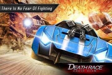 Death Race Crash Burn скачать
