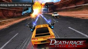 Death Race Crash Burn взлом