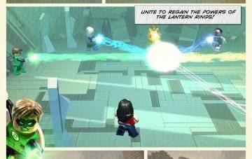 LEGO Batman Покидая Готэм на андроид