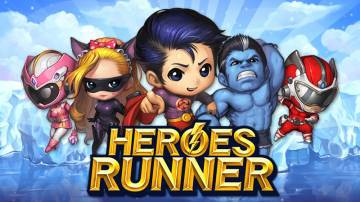 Heroes runner скачать