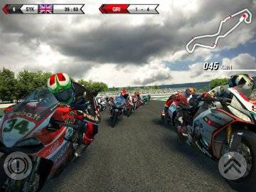 SBK15 Official Mobile Game взлом