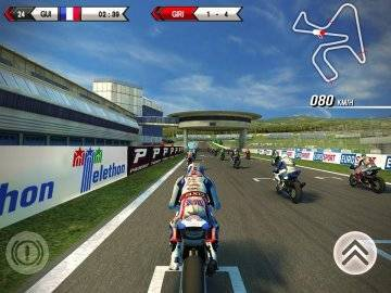 SBK15 Official Mobile Game скачать