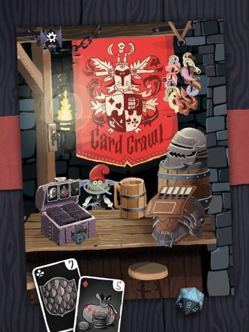 Card Crawl взлом