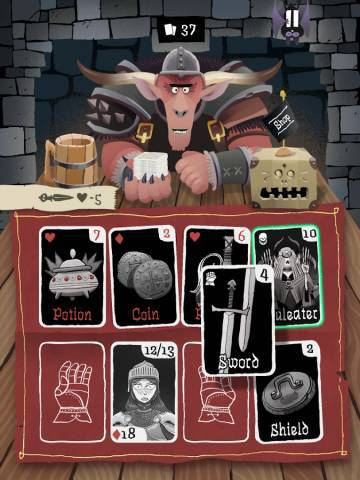 Card Crawl полная версия