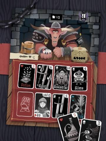 Card Crawl прохождение