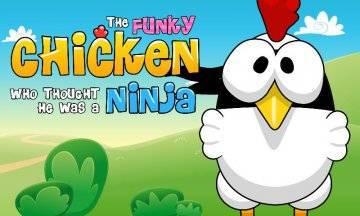 Ninja Chicken скачать