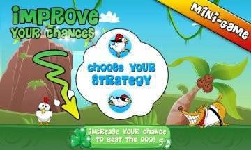 Ninja Chicken Ooga Booga на андроид