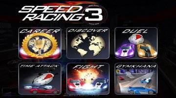 Speed Racing Ultimate 3 скачать