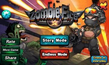 Zombie Fire скачать