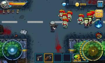 Zombie Fire на андроид