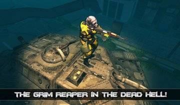 Zombie Reaper Zombie Game скачать