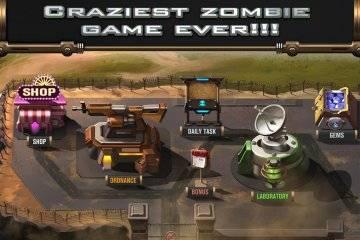 Zombie Storm взломанная