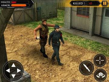 Elite Commando Assassin 3D скачать