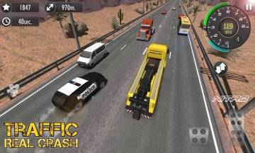 Real Racer Crash Traffic 3D на андроид