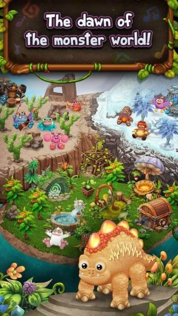 My Singing Monsters DawnOfFire скачать