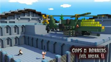 Cops N Robbers 2 взломанная