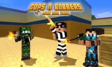 Cops N Robbers - FPS много денег