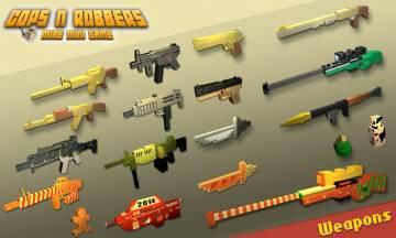 Cops N Robbers - FPS взломанная