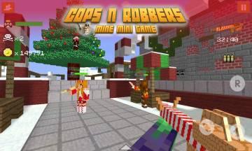 Cops N Robbers - FPS читы