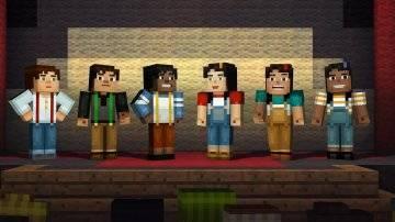 Minecraft Story Mode взломанная