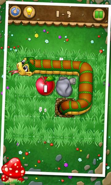 Змеи и яблоки прохождение