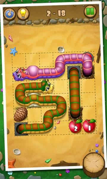 Змеи и яблоки