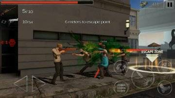 The Zombie Gundead взломанная