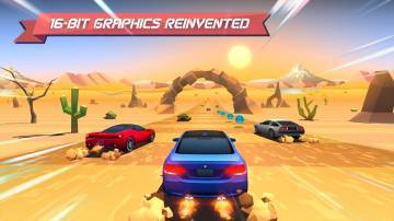 Horizon Chase - World Tour взломанная