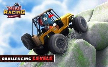 Mini Racing Adventures скачать