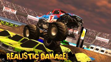 Monster Truck Destruction взломанная