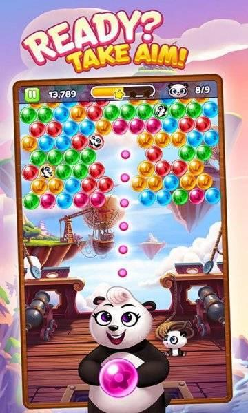 Panda Pop взломанная