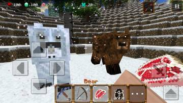 Winter Craft 3: Mine Build скачать