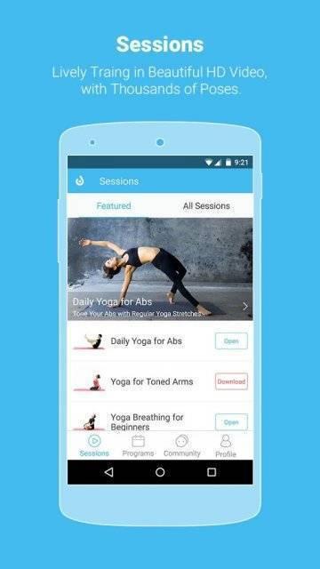 Daily Yoga скачать