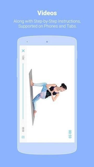 Daily Yoga на андроид