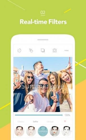 Candy Camera Pro на андроид