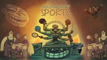 Troll face Quest Sports puzzle скачать