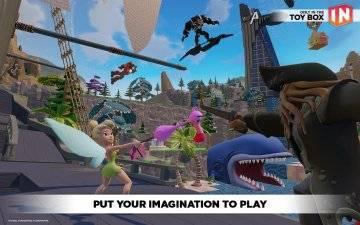 Disney Infinity Toy Box на андроид
