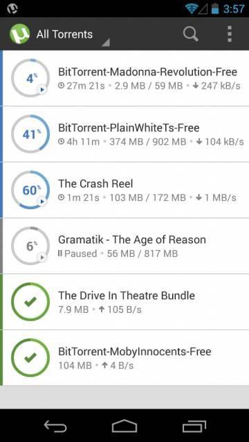 µTorrent скачать