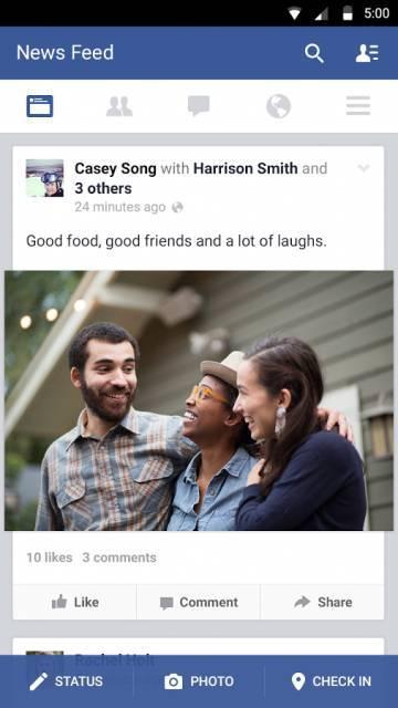 Facebook скачать