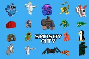 взлом Smashy City