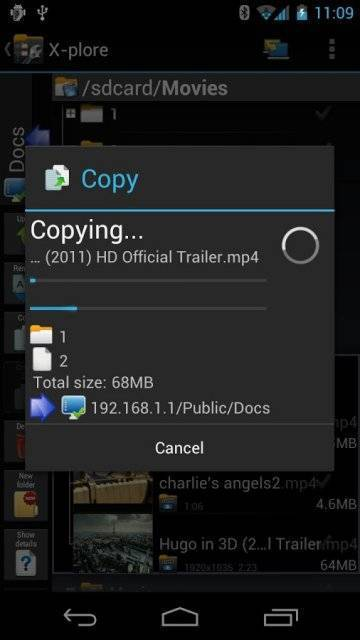 X-plore File Manager скачать